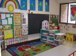 Carousel Green Classroom